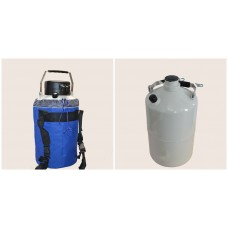 Dewar 2 liter, carrying handle,for LN2 only-upper opening diameter 3.5cm