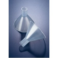 Plastic (autoclavable Polypropylene) funnel 150x32mm diameter