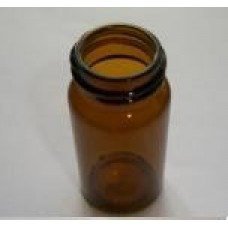 Glass vials Amber,screw cap(sold in-seperate #BN986541BC,20 ml
