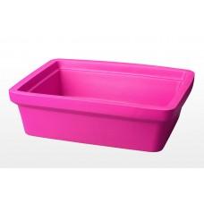 TruCool® Ice tray/Ice Pan maxi 9 liter Size (L x W x H):Inner 30.5 x 21.6 x 10.2cm w/o lid