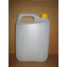 Square plastic container 10 liter jerry can