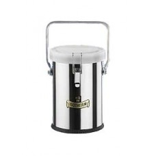 Dewar 4 liter type 29-BE S.S. cover,138xL310mm,insulated clipped lid and carrying handle