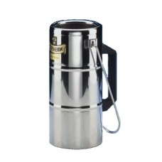 Dewar 3 liter type GSS 3000 stainless steel,185xL160mm,side grip and carrying handle