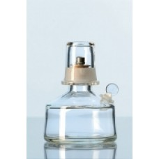 Alcohol Lamp 100ml complete set(with lid and wick)