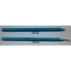 Diamond scriber straight,152mm,tip 30mm,60 finish