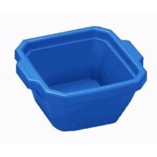 Ice tray/Ice Pan 1 liter Size ( L x W x H )  :20x17.5x9.5cm w/o lid