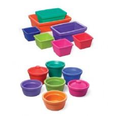 TruCool  Ice tray/Ice Pan 4 liter Size (L x W x H):Inner 22.2 x 12.7 x 10.2 cm  w/o lid