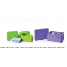 CoolBox™ 30 System(CoolRack sold seperately)Box,Lid,Cartridge;Internal:12.0x10.4x7.9cm