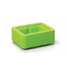 Extension collar for CoolBox XT workstation ,Green