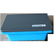 CoolBox XT System :Box,Extension collar,Lid,Cooling core for 24 CryoTubes 12.5mm dia.,Green