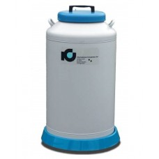 Dewar 120 liter, for 4000 tubes (1.2 or 2 ml),with low-level alarm