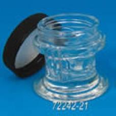 glass staining jar